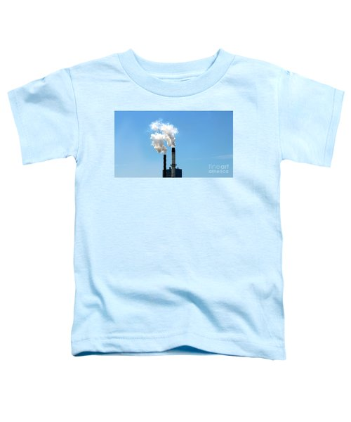 Toddler T-Shirt featuring the photograph Quit by Stephen Mitchell
