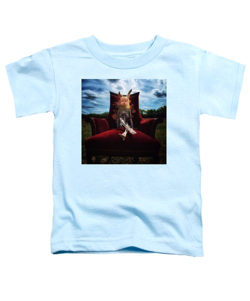 Wonder Land Toddler T-Shirt