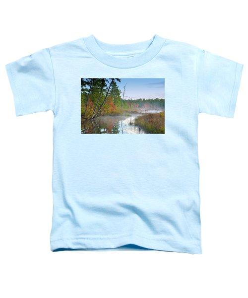 Radiant Morning Toddler T-Shirt