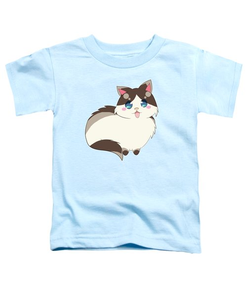 Ragdoll For Life Toddler T-Shirt
