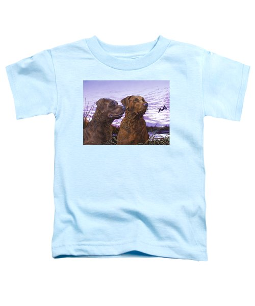Ragen And Sady Toddler T-Shirt