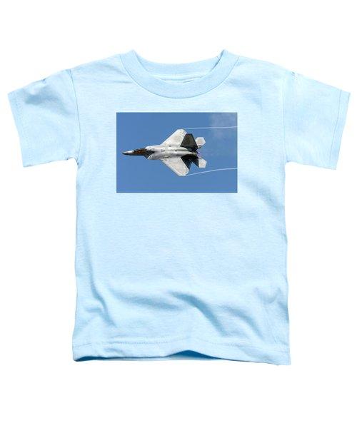 Raptor Dedication Pass Toddler T-Shirt