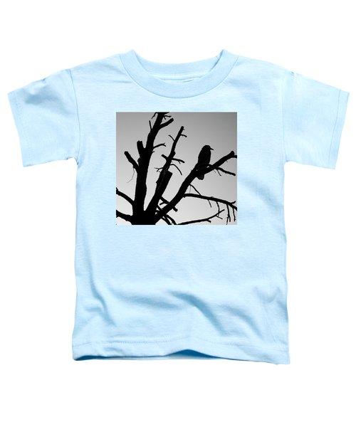 Raven Tree II Bw Toddler T-Shirt