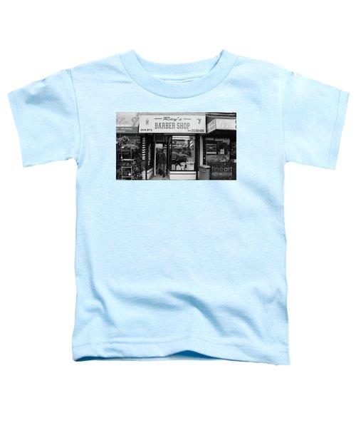 Ray's Barbershop Toddler T-Shirt