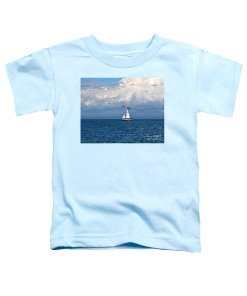 Razorbill Escort Toddler T-Shirt