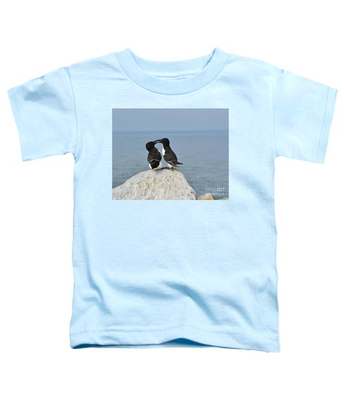 Razorbills In Love Toddler T-Shirt