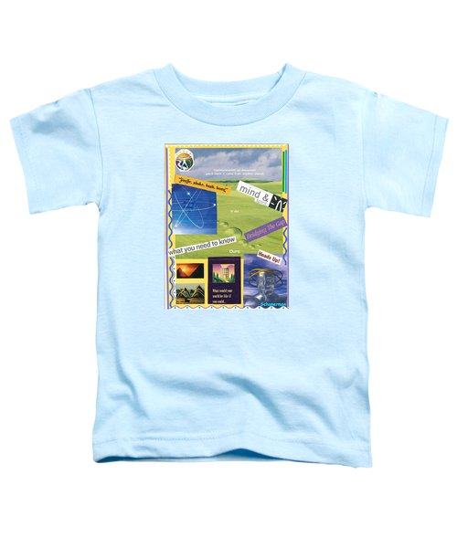 Re-evolution Is At Hand Toddler T-Shirt