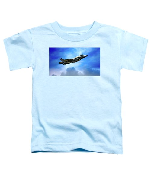 Reach For The Skies Toddler T-Shirt