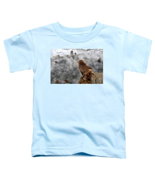 Ready For The Plunge Toddler T-Shirt