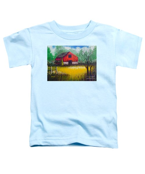 Red Barn  Toddler T-Shirt