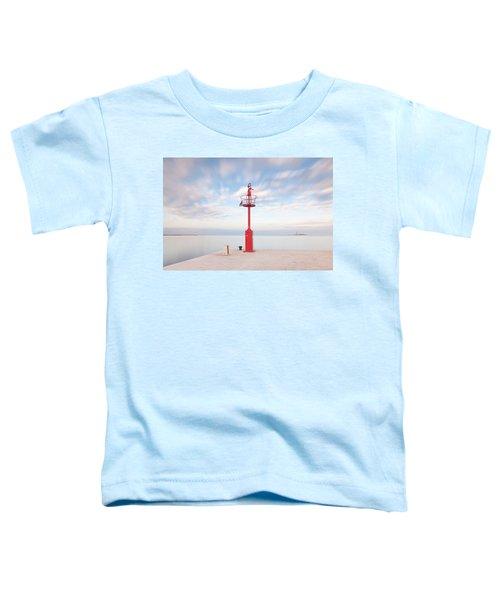Red Beacon Toddler T-Shirt
