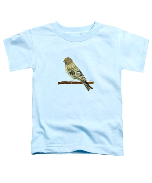 Red-fronted Serin Toddler T-Shirt