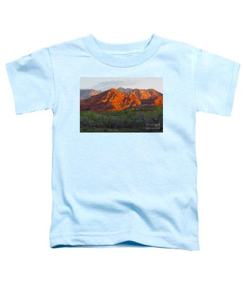 Red Hills Toddler T-Shirt