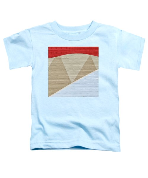 Red Wave Toddler T-Shirt
