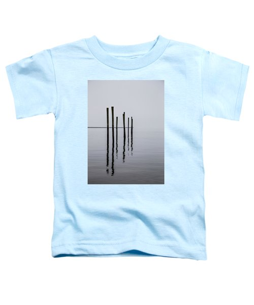 Reflecting Poles Toddler T-Shirt