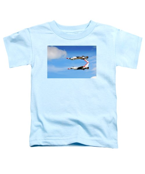 Reflection Pass Toddler T-Shirt