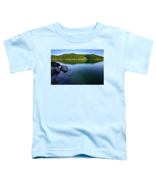 Reflections Of Tranquility Toddler T-Shirt