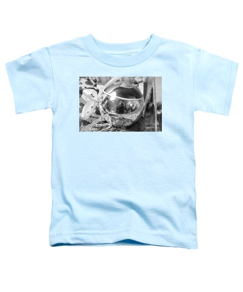 Reflections On A Self Portrait Toddler T-Shirt