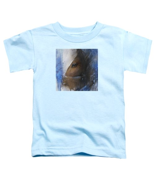 Reflective Horse Toddler T-Shirt