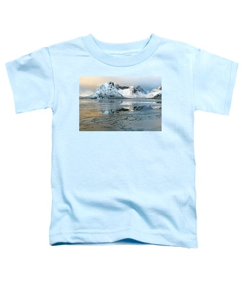 Reine, Lofoten 5 Toddler T-Shirt