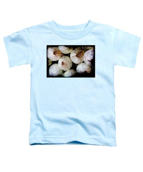 Renaissance White Onions Toddler T-Shirt