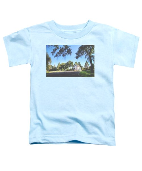 Rest Now Your Weary Souls Toddler T-Shirt