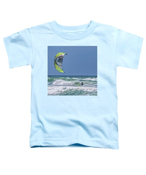 Ridin The Wind Toddler T-Shirt