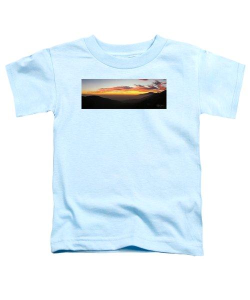 Rim Of The World Toddler T-Shirt