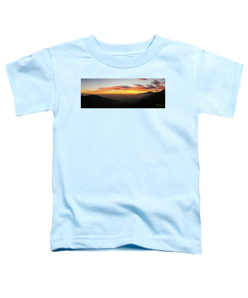 Rim Of The World Toddler T-Shirt
