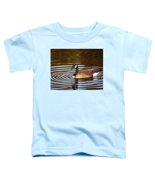Rings Of Light Toddler T-Shirt