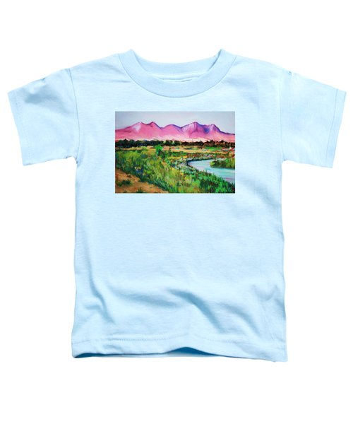 Rio On Country Club Toddler T-Shirt