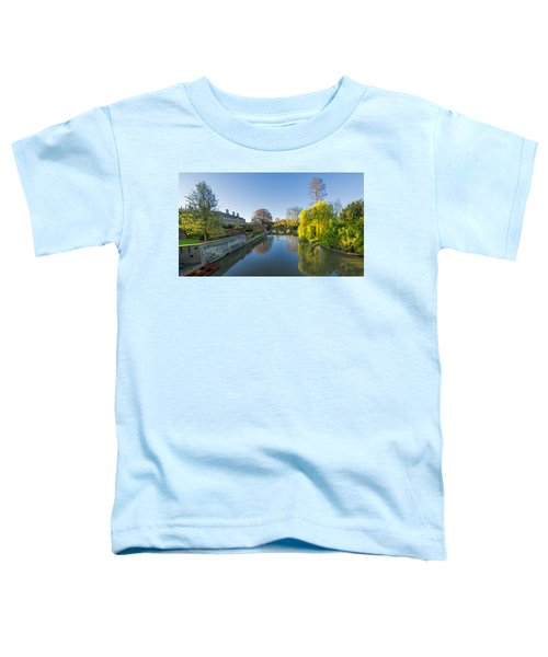 River Cam Toddler T-Shirt