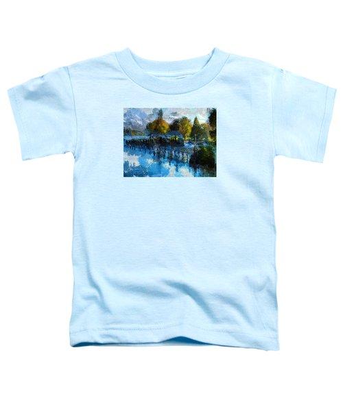 Riverview Toddler T-Shirt