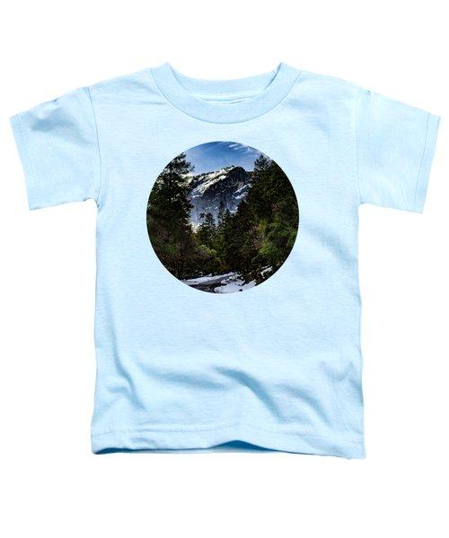 Road To Wonder Toddler T-Shirt by Adam Morsa