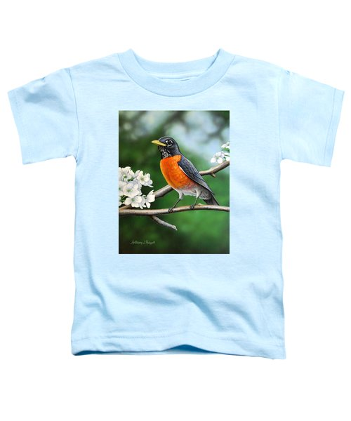 Robin Toddler T-Shirt
