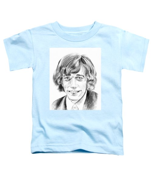 Robin Gibb Drawing Toddler T-Shirt