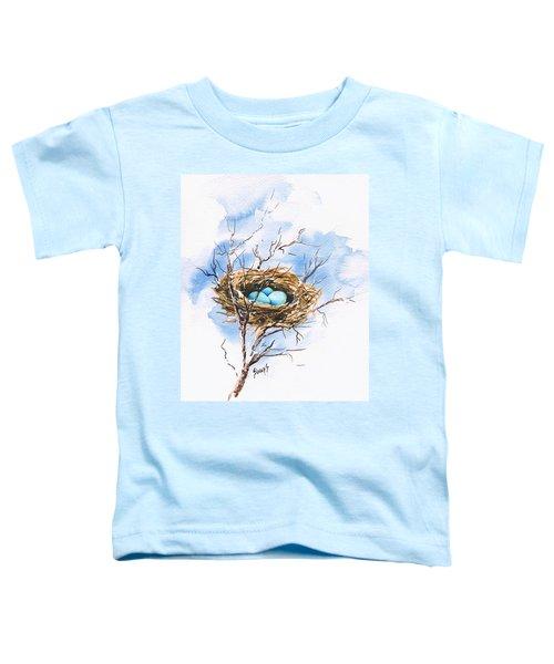 Robin's Nest Toddler T-Shirt