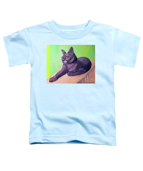 Robyn Date With Paint Mar 19 Toddler T-Shirt