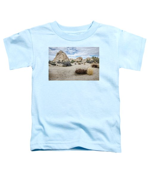 Rock Tower No.2 Toddler T-Shirt