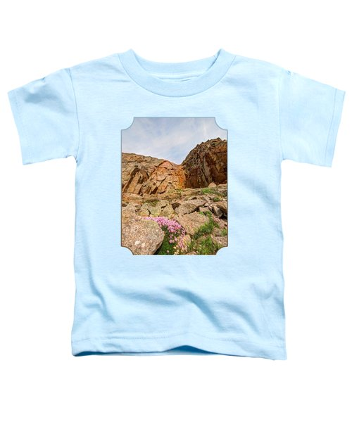 Rocky Cove At La Corbiere Toddler T-Shirt