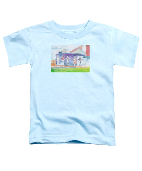 Roots Retreat Bluegrass Toddler T-Shirt