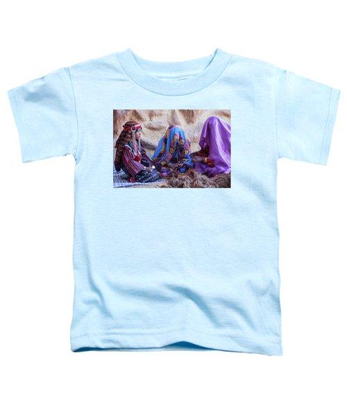 Rope Makers Toddler T-Shirt