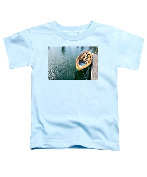 Rowboat Toddler T-Shirt