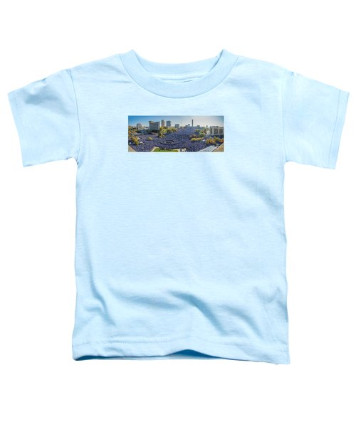 Royals World Series Rally Crowd Toddler T-Shirt