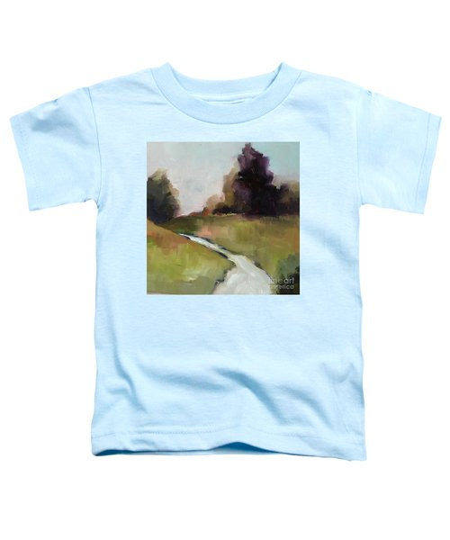Running Stream Toddler T-Shirt