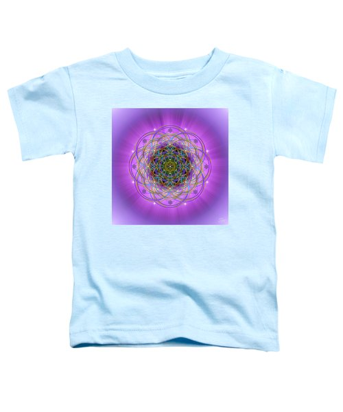 Sacred Geometry 715 Toddler T-Shirt