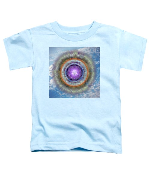 Sacred Geometry 716 Toddler T-Shirt