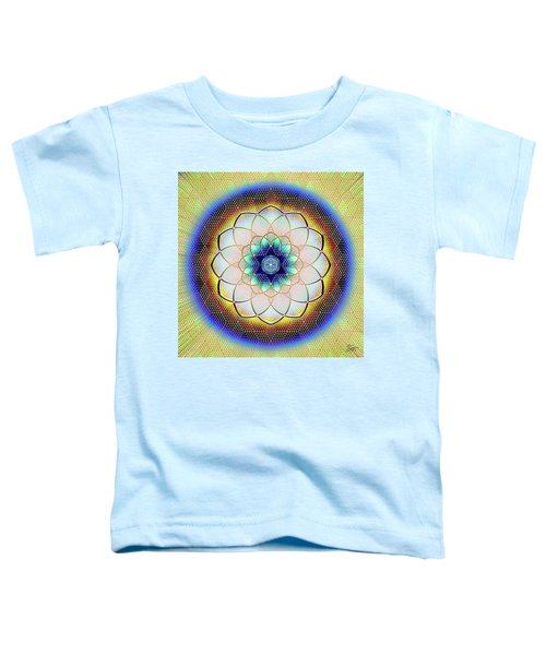 Sacred Geometry 723 Toddler T-Shirt