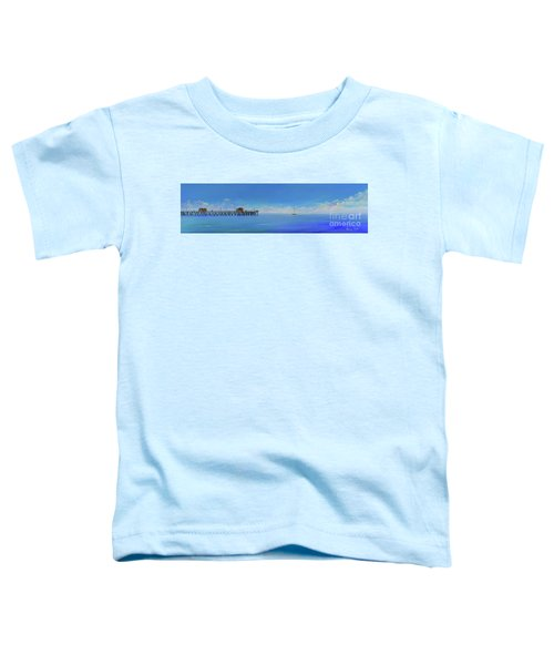 Sailing By San Clemente Toddler T-Shirt