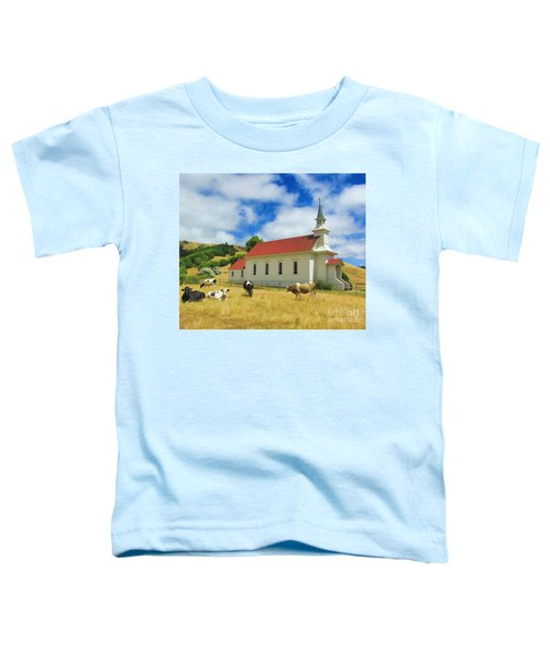 St. Mary's Visitors Toddler T-Shirt